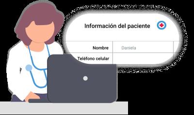 slide_patient information