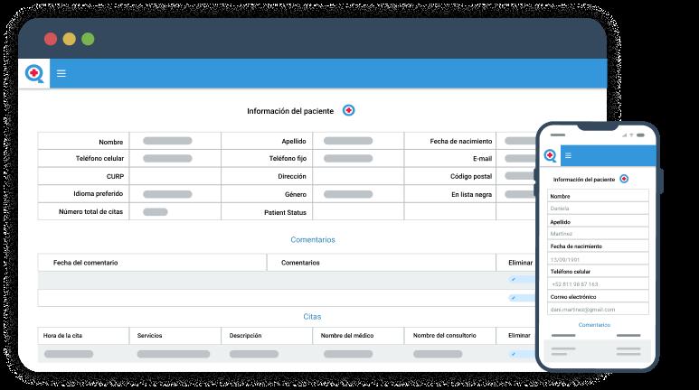 patients database